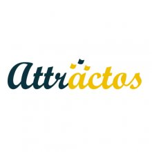 Attractos Web Design and Web Development Logo