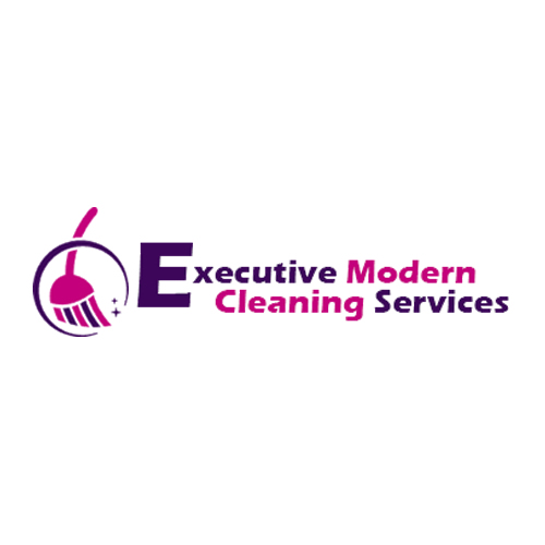 Executive Modern Cleaning Services Logo