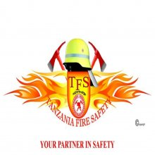 Tanzania Fire Safety Logo